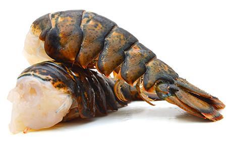 Queues de homard crues suncoast seafood - Cuisiner queue de langoustes crues surgelees ...